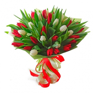 Тюльпаны микс 1